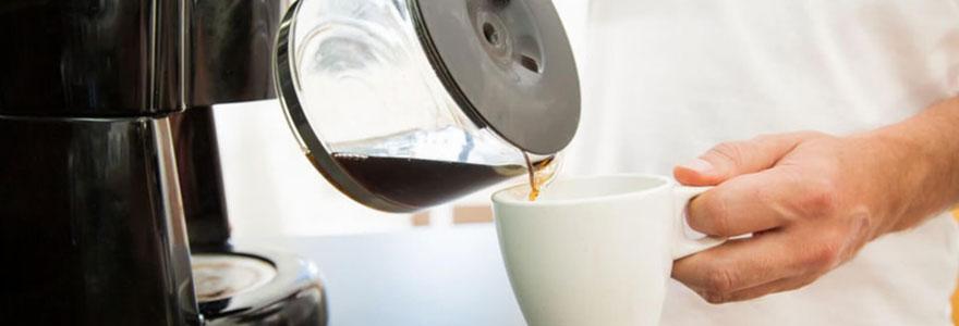 Cafetière à filtre domestique